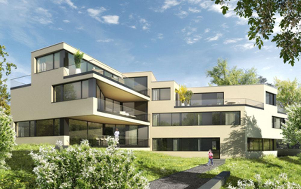 Wohnbauten - MFH Chapfstrasse - 3
