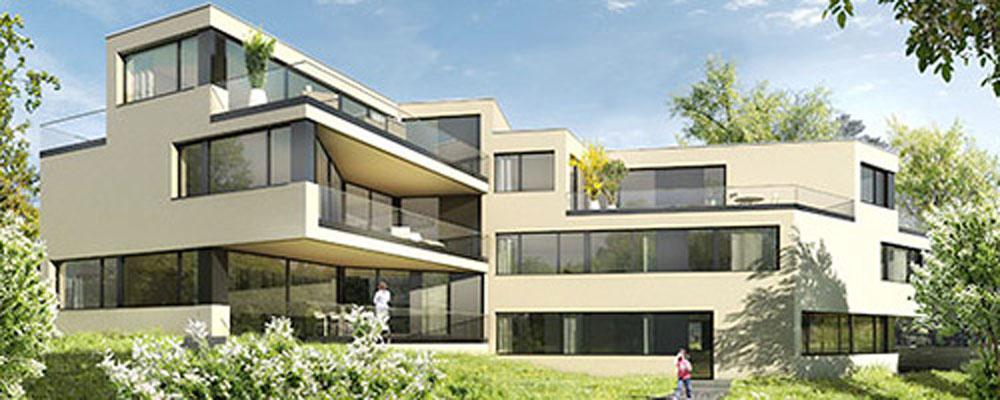Wohnbauten - MFH Chapfstrasse - 2
