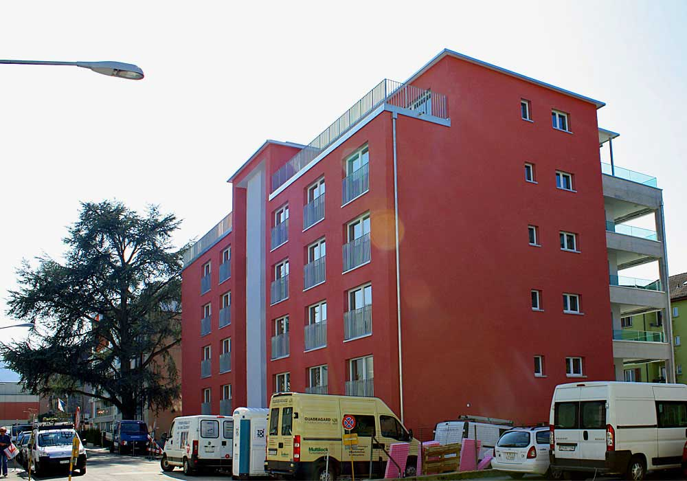 Neubau Mehrfamilienhaus Zuerich - 5