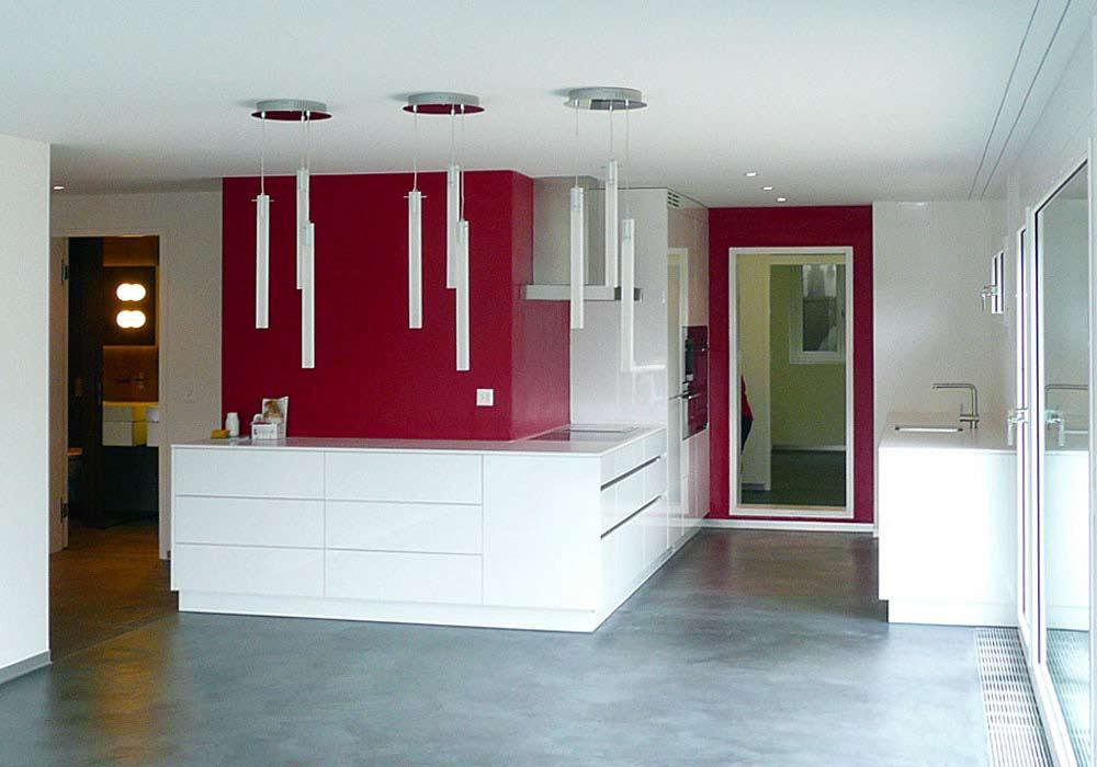 Bauexperte Wohnueberbauung Zuerich Haus bauen Schweiz Eigenheim