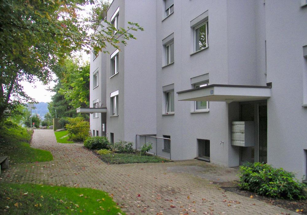 Meierwiesenstrasse Buchs - 2