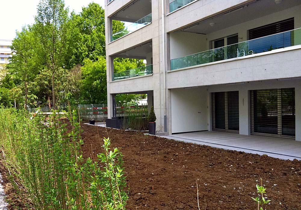 Neubau Mehrfamilienhaus Zuerich - 13
