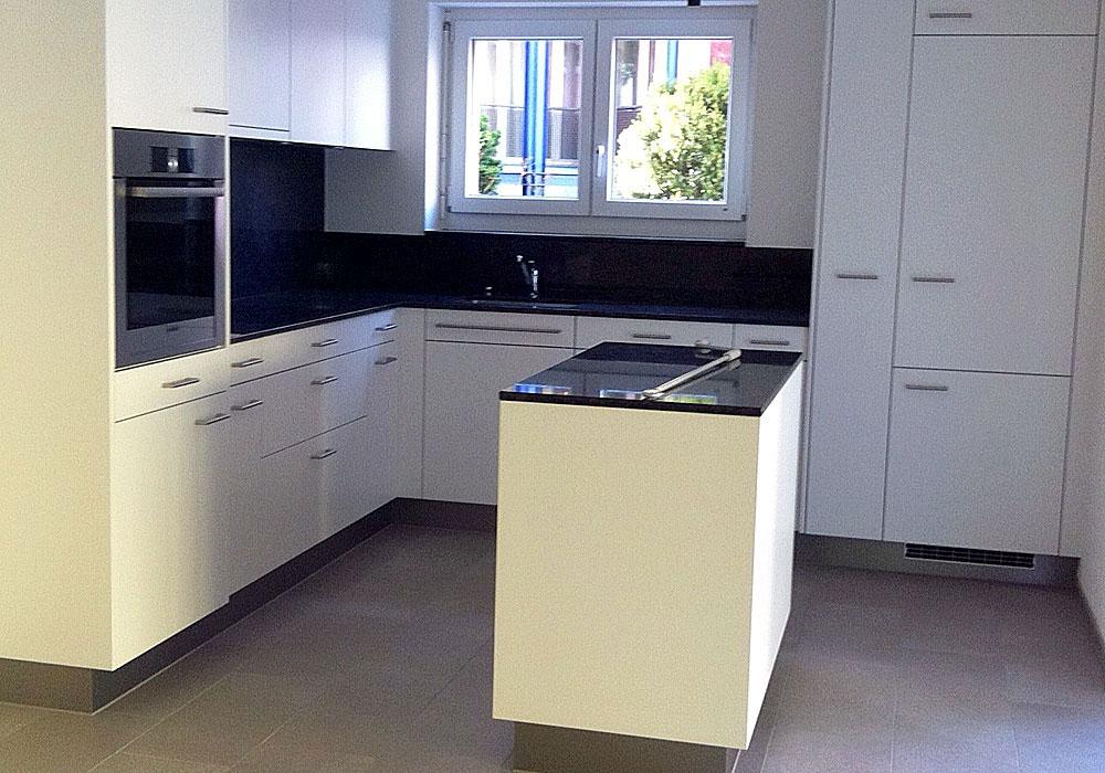 Neubau Mehrfamilienhaus Zuerich - 17