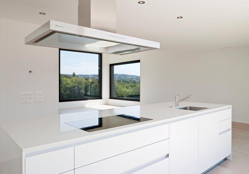 Mehrfamilienhaus Zuerich Bauprojektrealisierung Generalunternehmer