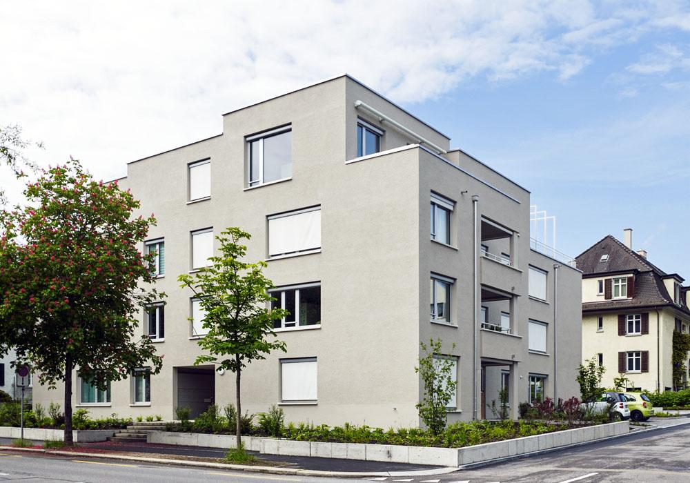 MFH Wehntalerstrasse - 1