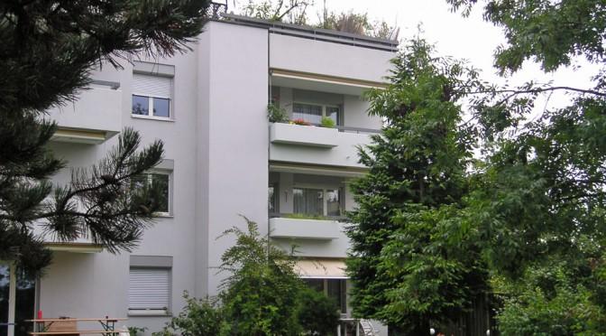 Meierwiesenstrasse Buchs - 1