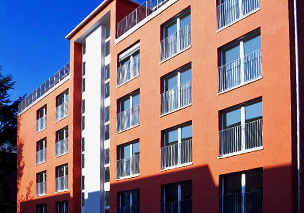Neubau Mehrfamilienhaus Zuerich - 4
