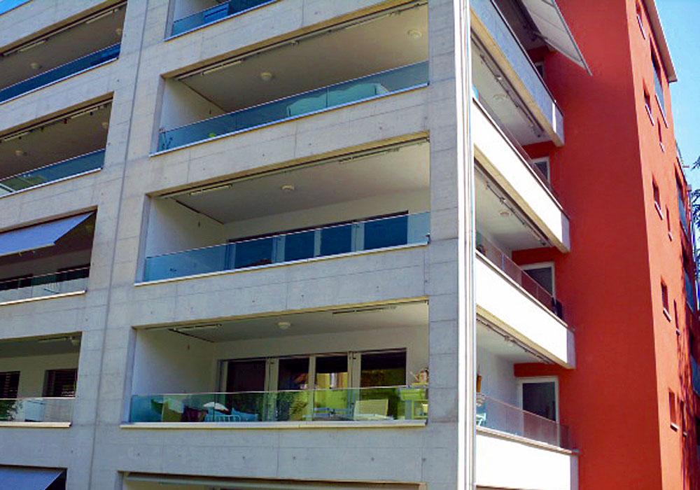 Neubau Mehrfamilienhaus Zuerich - 9