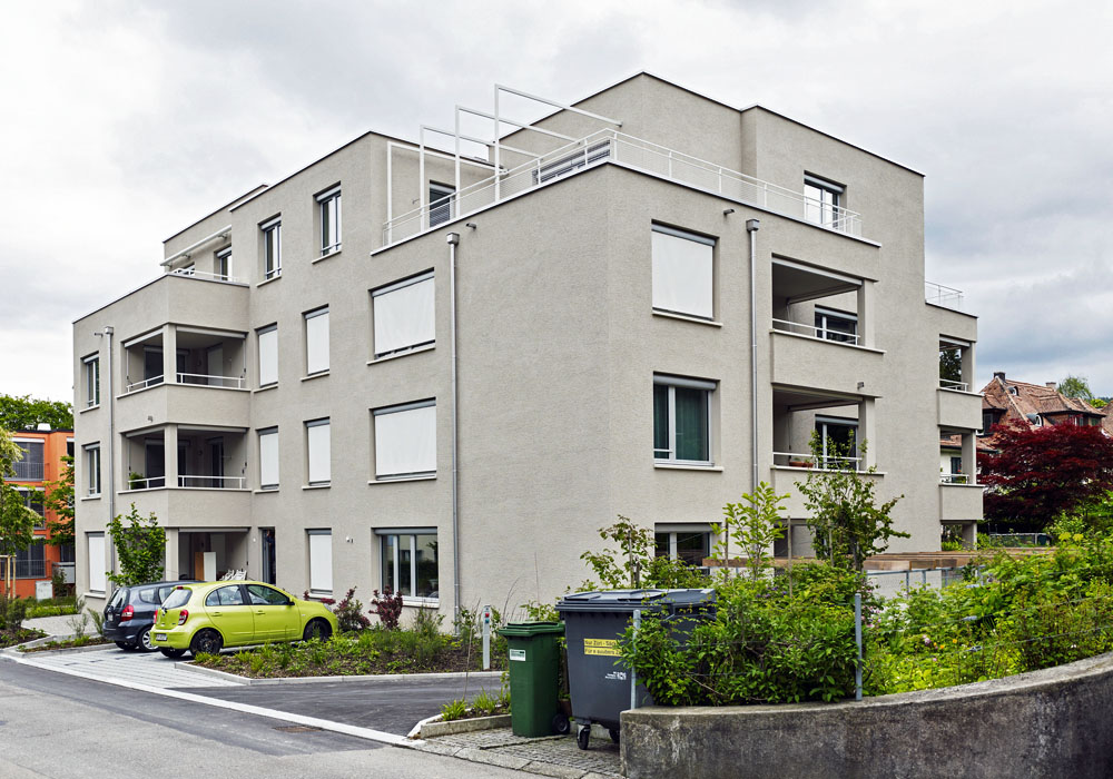 MFH Wehntalerstrasse - 2