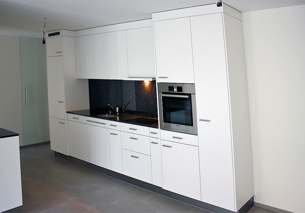 Neubau Mehrfamilienhaus Zuerich - 16
