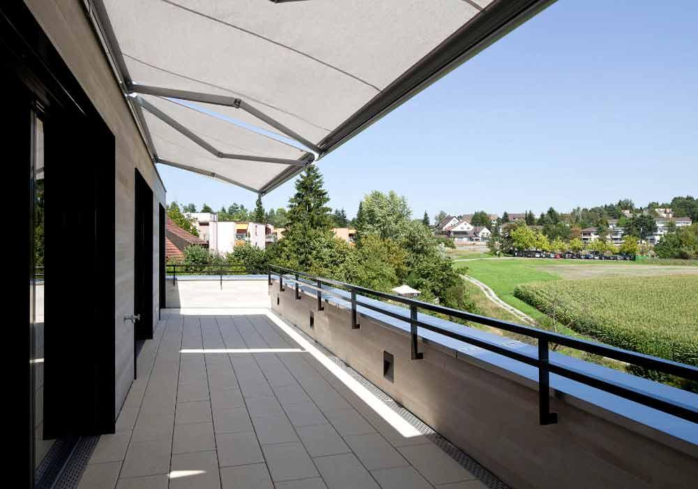 Attika Terrasse Baumanagement Generalunternehmung