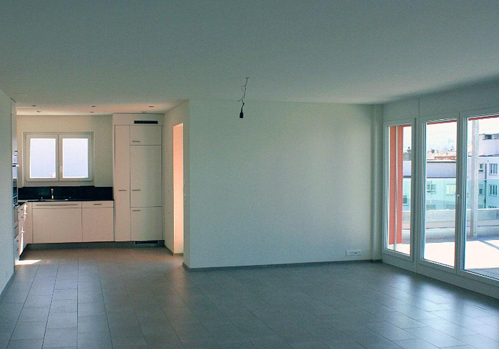 Neubau Mehrfamilienhaus Zuerich - 14