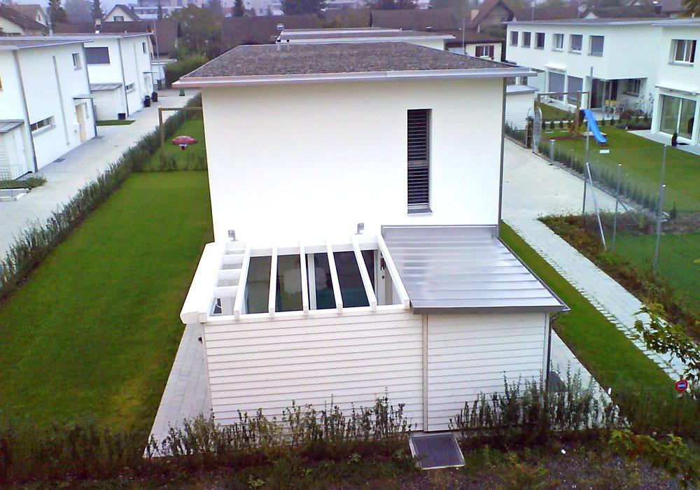 Eigenheim Siedlungsbau - 11
