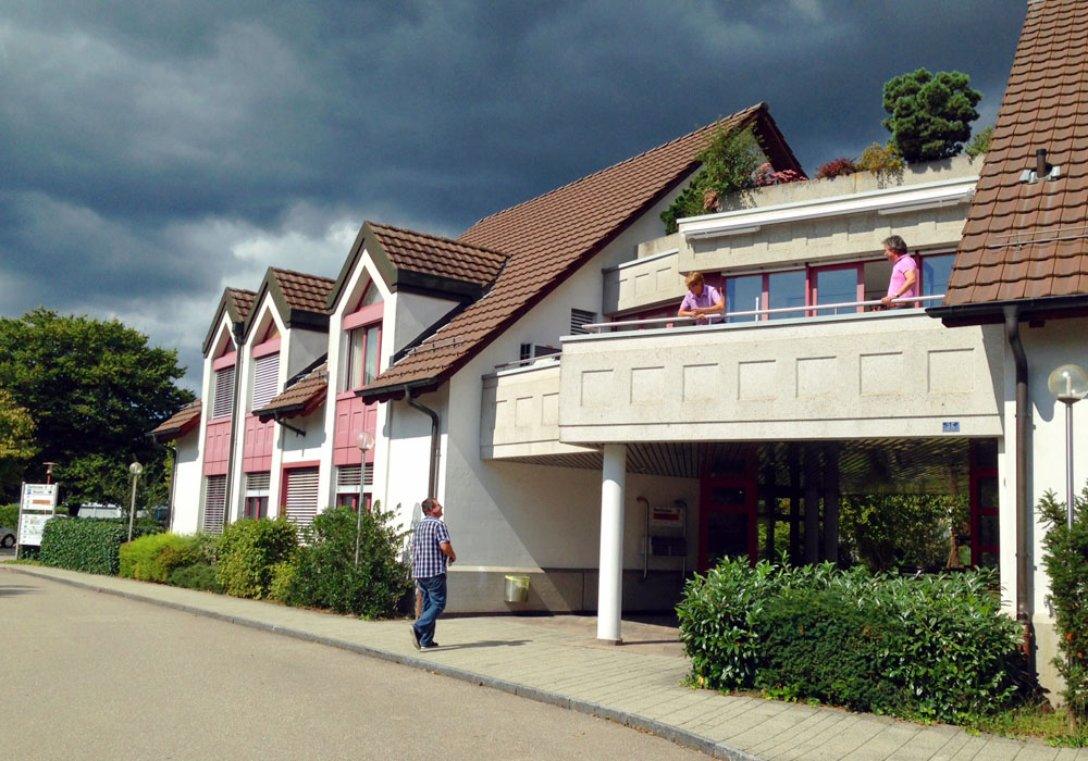 Bürogebäude A. Wanner AG - 1