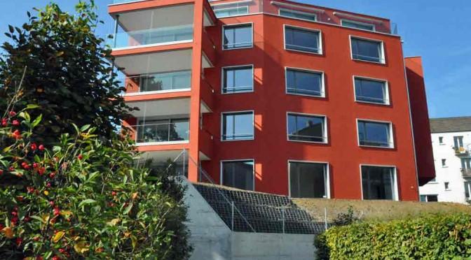 Immobilien Hausbau Wohnungsbau Neubau Umbau Totalrenovation