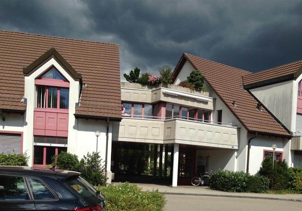Bürogebäude A. Wanner AG - 2