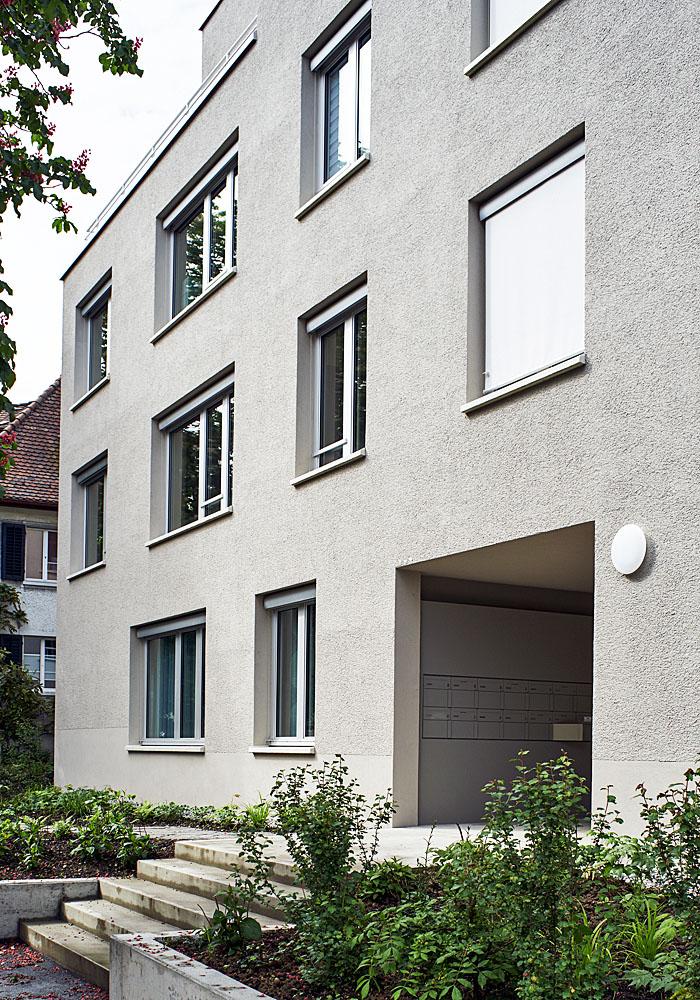 MFH Wehntalerstrasse - 3