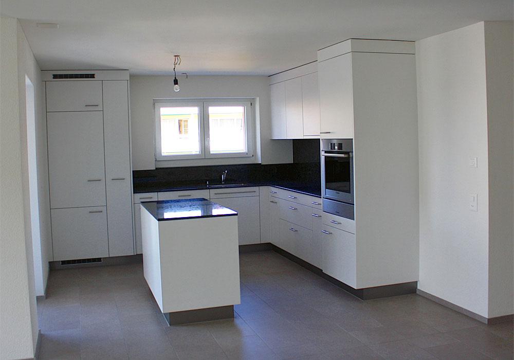 Neubau Mehrfamilienhaus Zuerich - 18