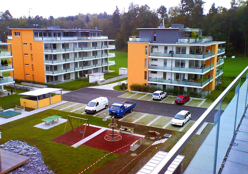 Eigenheim Siedlungsbau - 4