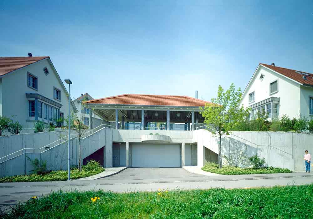 Mehrfamilienhaus Einfamilienhaus Hausumbau - 4