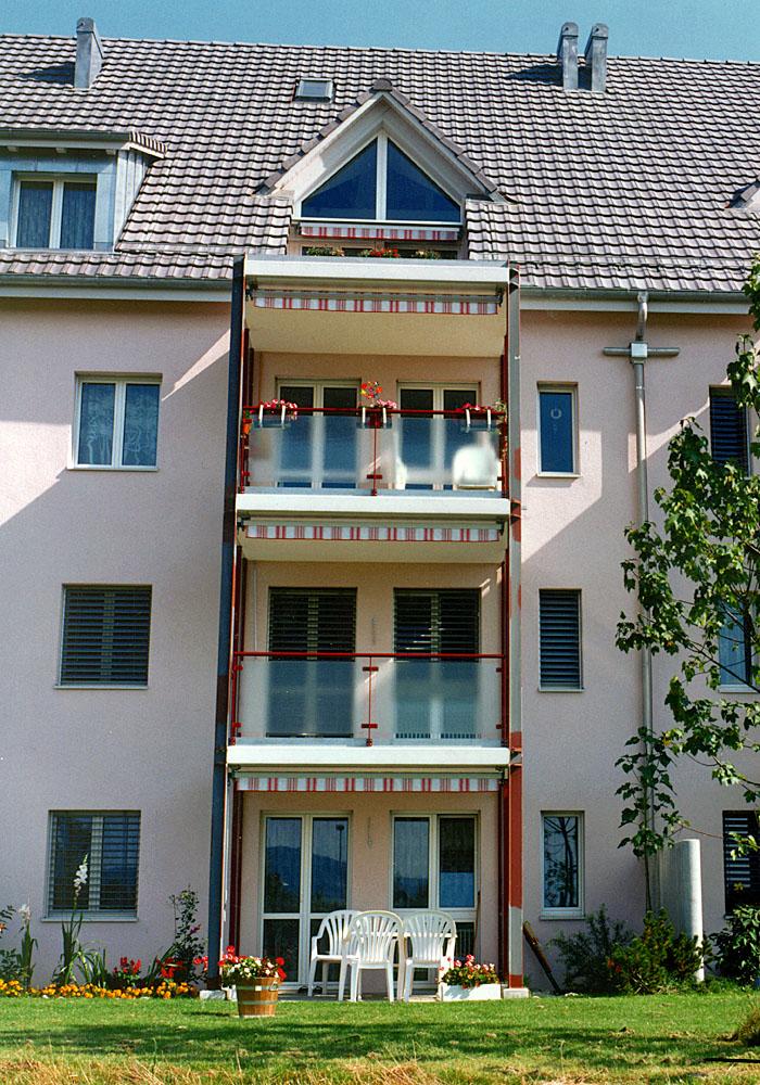 Wohnsiedlung Eierbach - 2