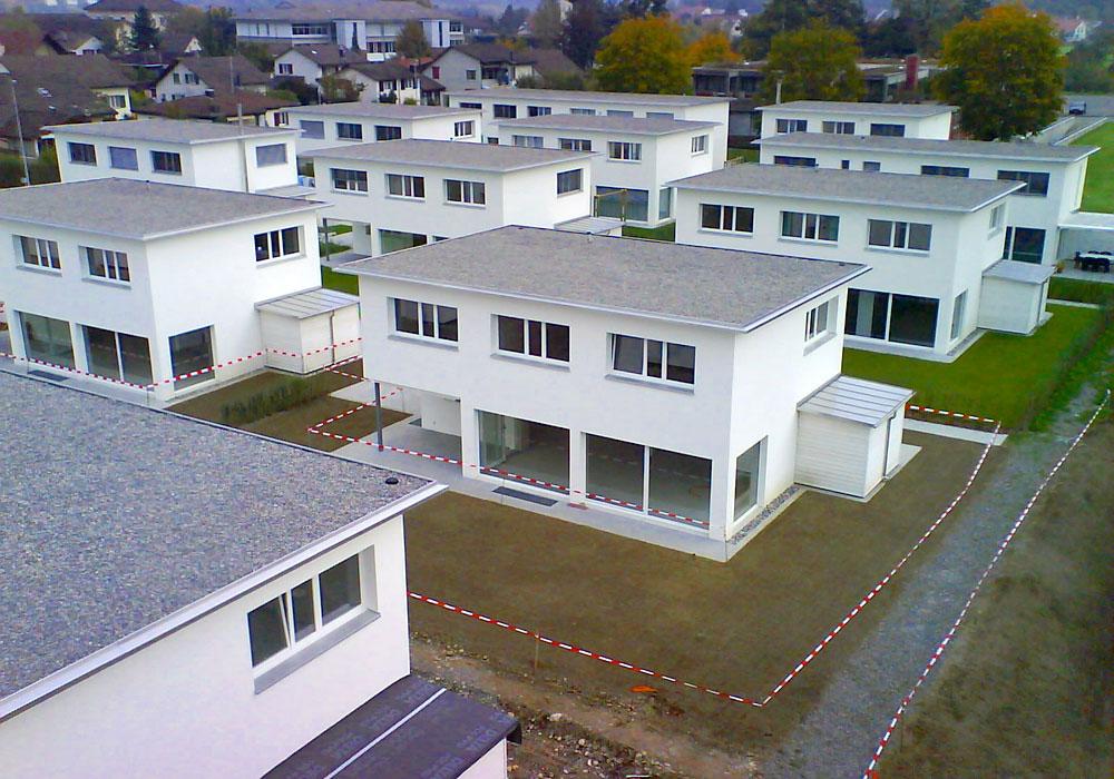 Eigenheim Siedlungsbau - 12