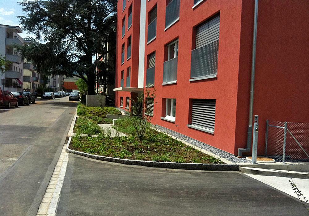 Neubau Mehrfamilienhaus Zuerich - 12