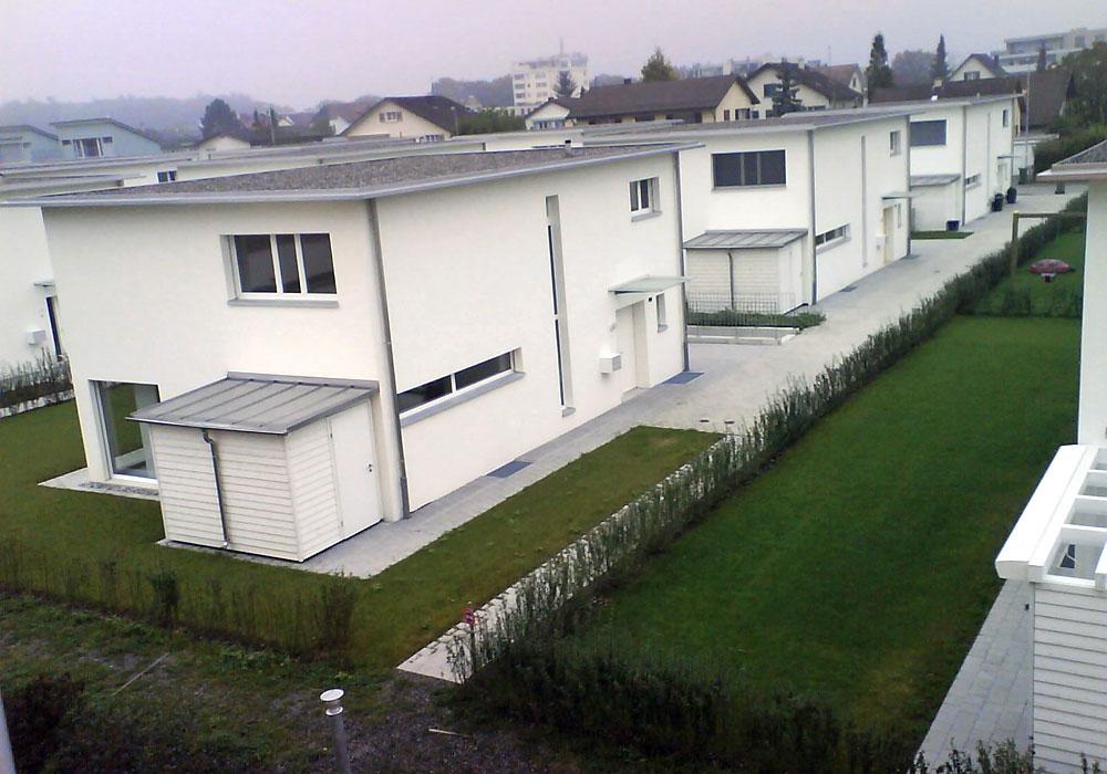 Eigenheim Siedlungsbau - 10
