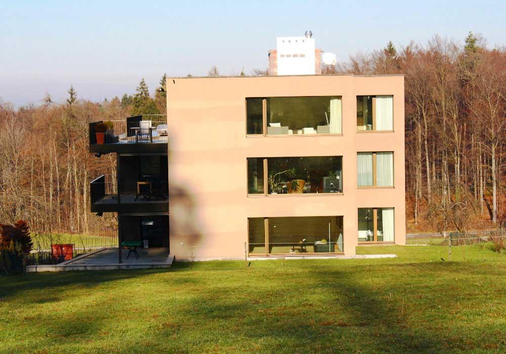 Neubau Mehrfamilienhaus Gartenbau Wohnungen Kauf Hausbau Hausumbau