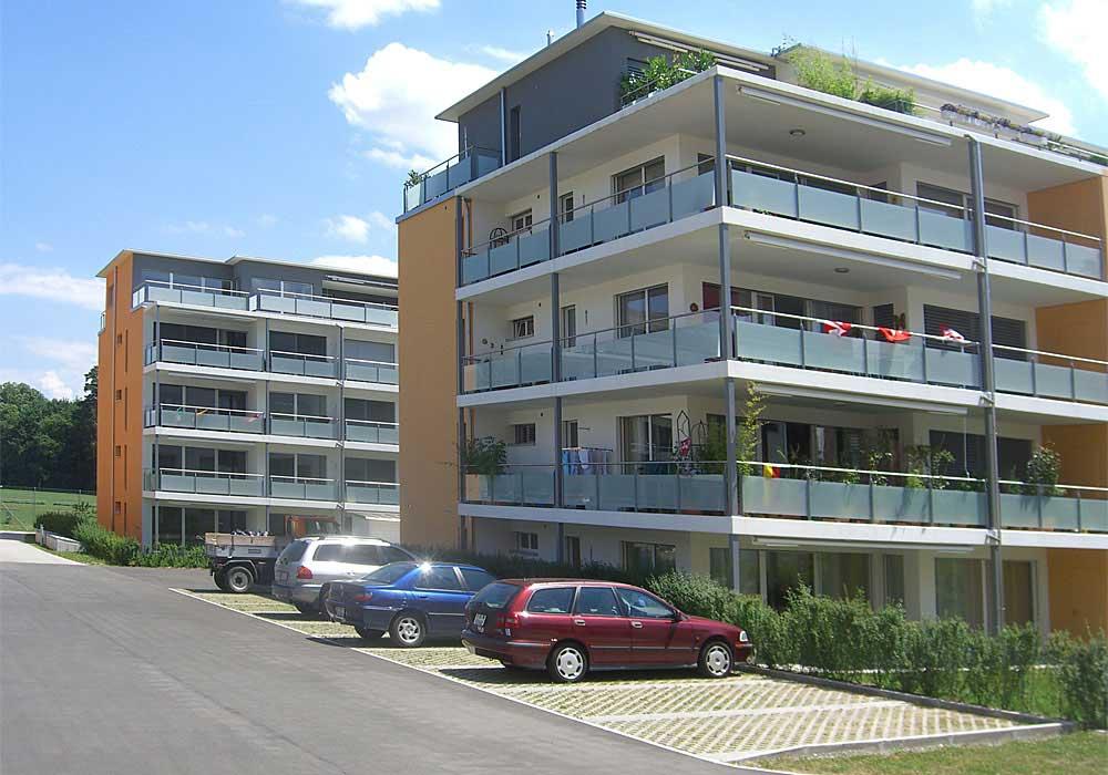 Eigenheim Siedlungsbau - 2