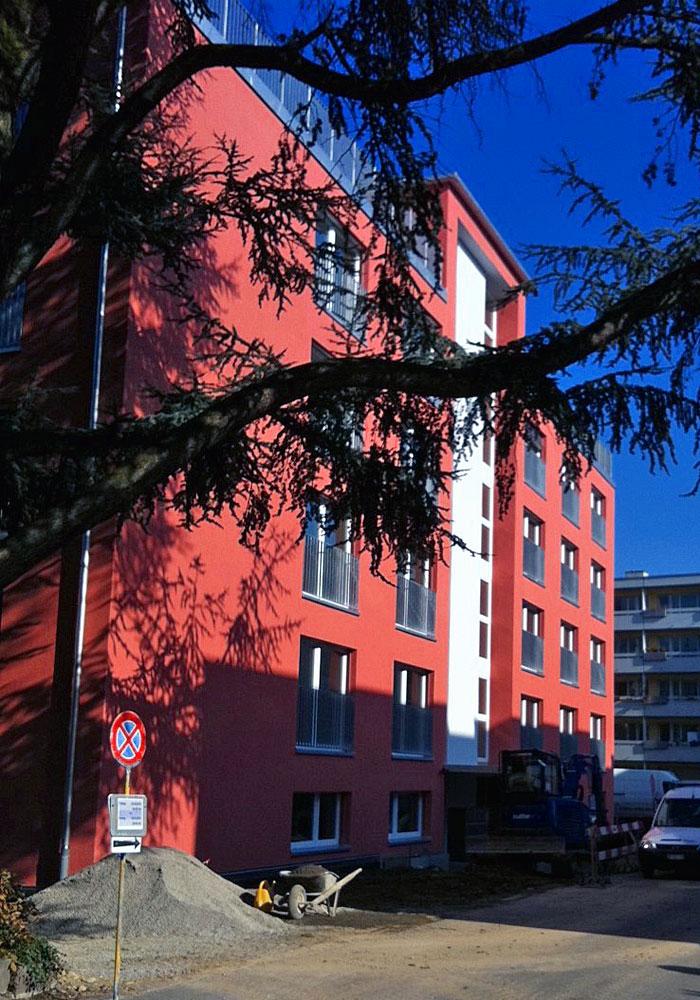 Neubau Mehrfamilienhaus Zuerich - 6