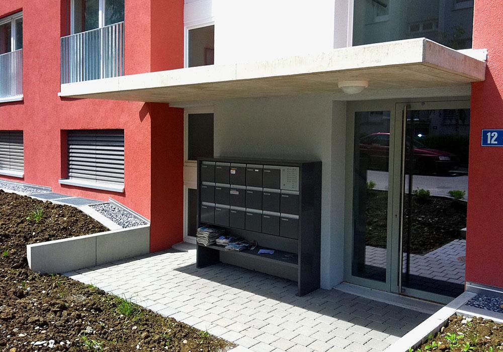 Neubau Mehrfamilienhaus Zuerich - 11
