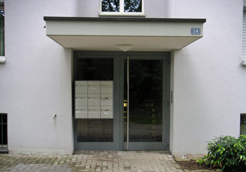 Meierwiesenstrasse Buchs - 3