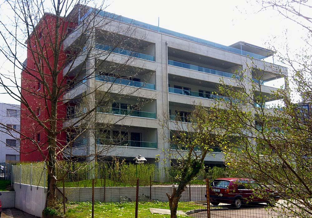Neubau Mehrfamilienhaus Zuerich - 8