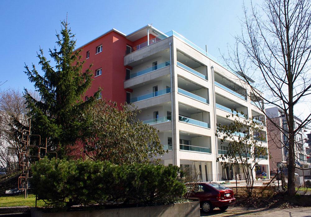 Neubau Mehrfamilienhaus Zuerich - 7