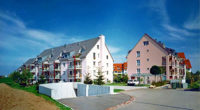 Wohnsiedlung Eierbach - 1