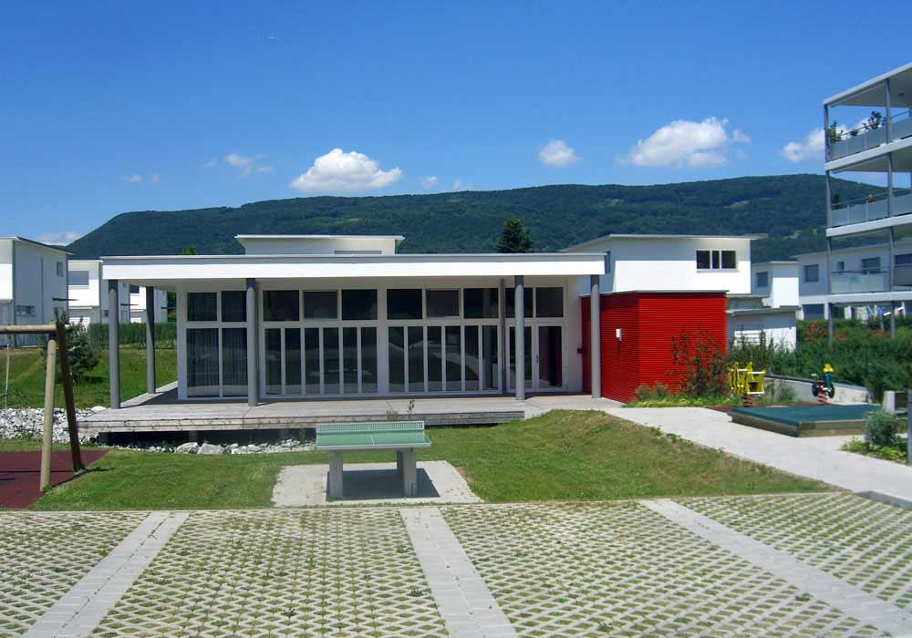 Eigenheim Siedlungsbau - 7