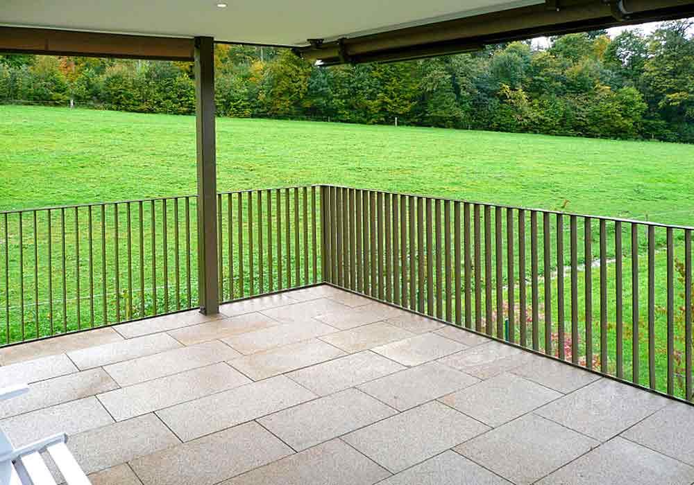 Referenzen Wohnbauten Mehrfamilienhaeuser Terrasse
