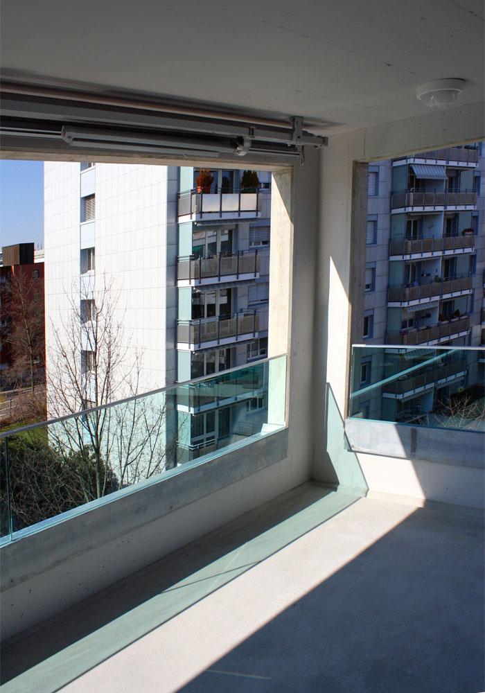 Neubau Mehrfamilienhaus Zuerich - 15