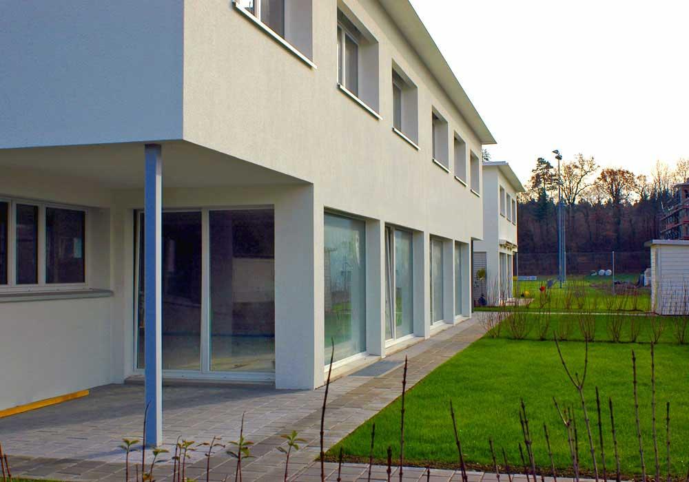 Eigenheim Siedlungsbau - 9