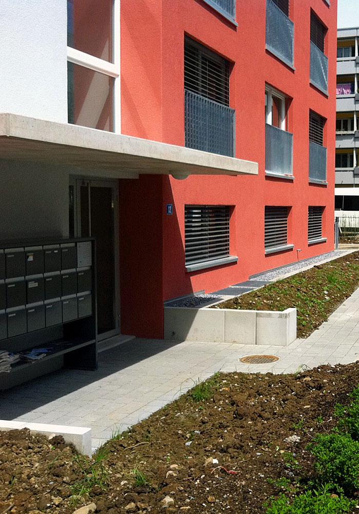 Neubau Mehrfamilienhaus Zuerich - 10