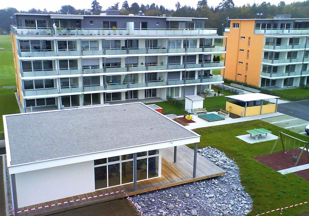 Eigenheim Siedlungsbau - 5