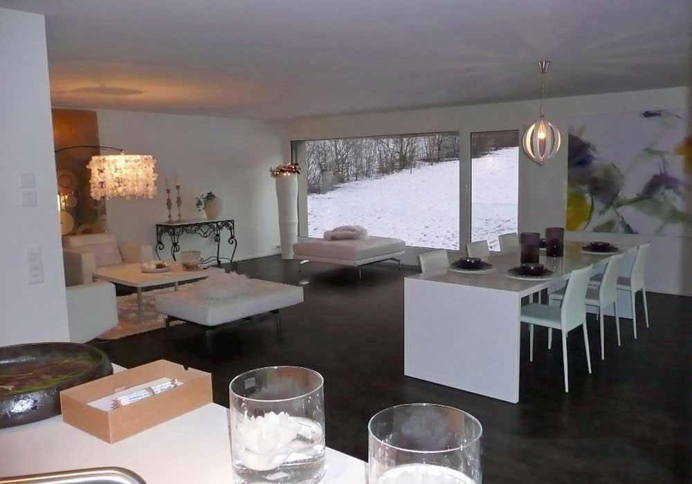 Generalunternehmung Schweiz Hausbau planen Totalunternehmer