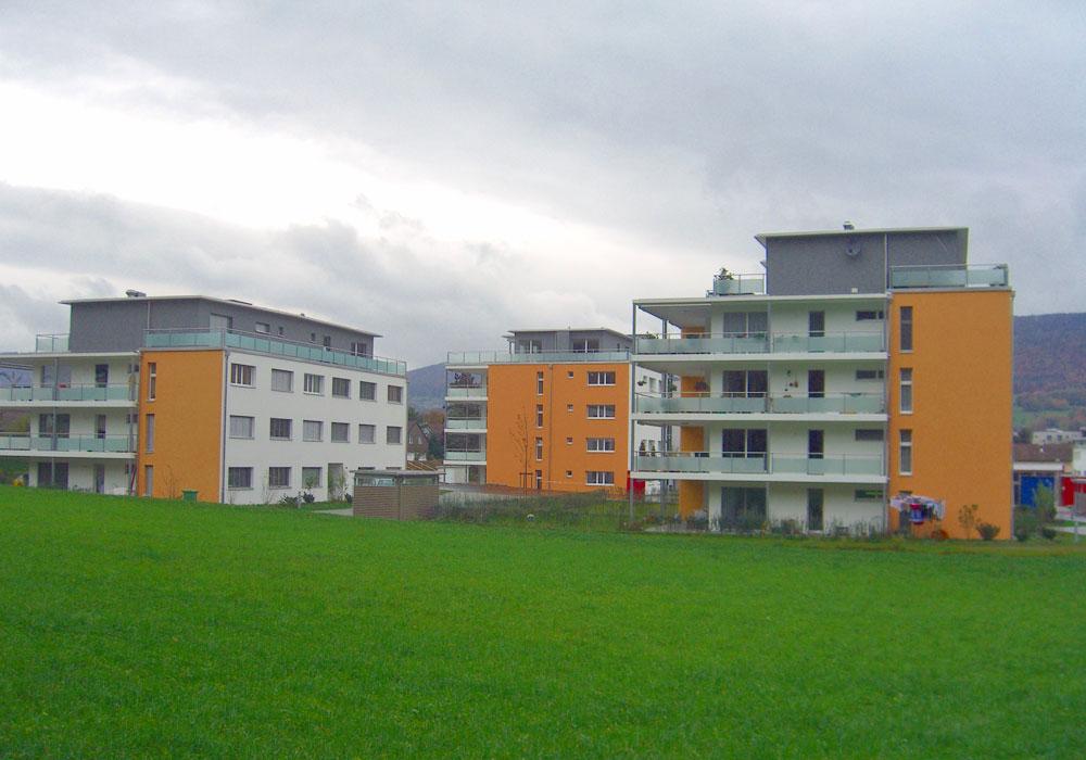 Eigenheim Siedlungsbau - 3
