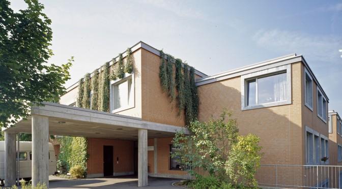 Wohnheim für Cerebralbehinderte - 1
