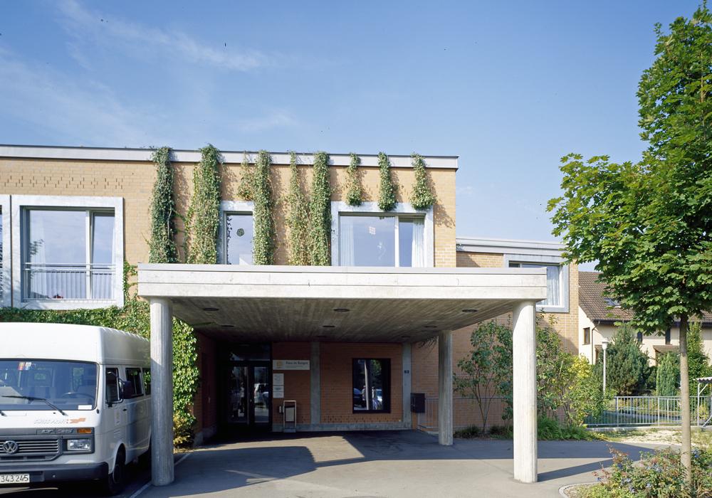 Wohnheim für Cerebralbehinderte - 2