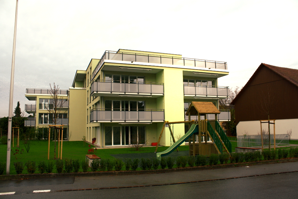 MFH Margrethenweg - 1
