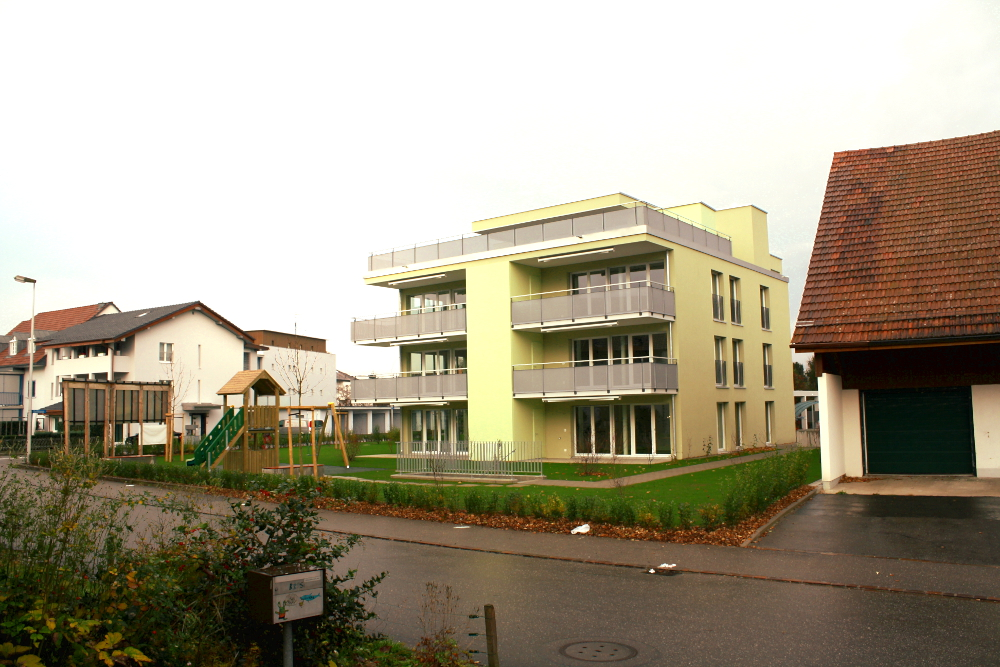 MFH Margrethenweg - 2